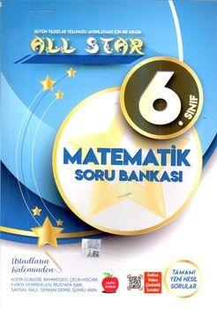 Newton Yayınları 6. Sınıf Matematik All Star Soru Bankası