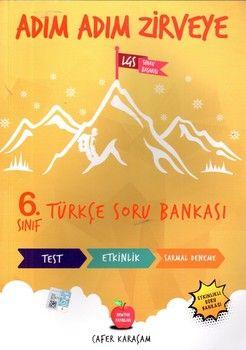 Newton Yayınları 6. Sınıf Türkçe Adım Adım Zirveye Soru Bankası