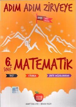 Newton Yayınları 6. Sınıf Matematik Adım Adım Zirveye