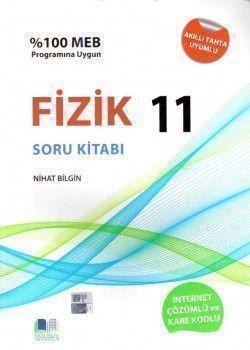 Nihat Bilgin 11. Sınıf Fizik Soru Kitabı