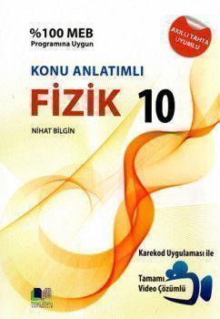 Nihat Bilgin Yayıncılık 10. Sınıf Fizik Konu Anlatımlı