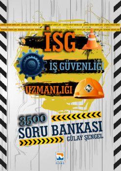 Nisan Yayınları İSG Uzmanlığı Sınavlarına Hazırlık 3500 Soru Bankası