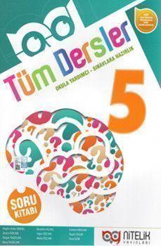 Nitelik Yayınları 5. Sınıf Tüm Dersler Soru Kitabı