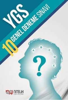 Nitelik Yayınları  YGS 10 Genel Deneme Sınavı