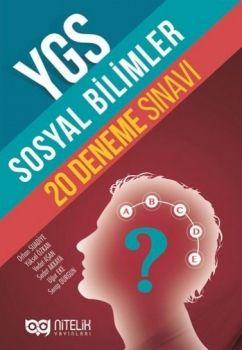 Nitelik Yayınları YGS Sosyal Bilimler 20 Deneme