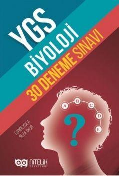 Nitelik Yayınları YGS Biyoloji 20 Deneme