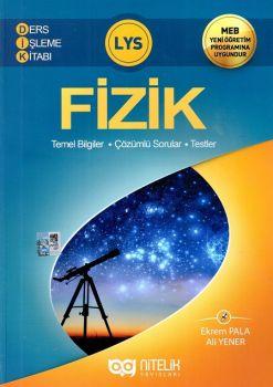 Nitelik Yayınları LYS Fizik Ders İşleme Kitabı