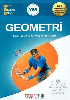 Nitelik Yayınları YGS Geometri Ders İşleme Kitabı