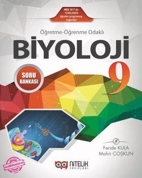 Nitelik Yayınları 9. Sınıf Biyoloji Soru Bankası