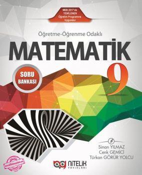 Nitelik Yayınları 9. Sınıf Matematik Soru Bankası