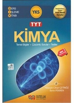 Nitelik Yayınları TYT Kimya Ders İşleme Kitabı