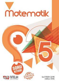 Nitelik Yayınları 5. Sınıf Matematik Soru Kitabı