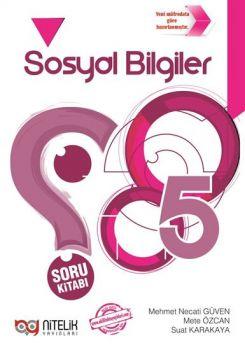 Nitelik Yayınları 5. Sınıf Sosyal Bilgiler Soru Kitabı