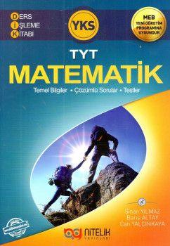 Nitelik Yayınları YKS TYT Matematik Ders İşleme Kitabı