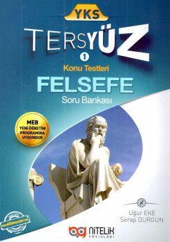 Nitelik Yayınları YKS Felsefe Tersyüz Konu Testleri Tekrar Testleri Soru Bankası