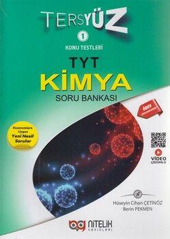 Nitelik Yayınları TYT Kimya Tersyüz Soru Kitabı