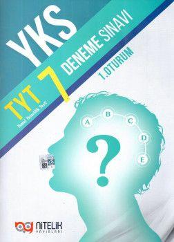 Nitelik Yayınları YKS 1. Oturum TYT 7 Deneme