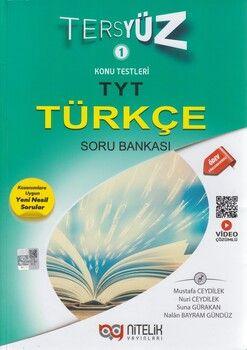 Nitelik Yayınları TYT Türkçe Tersyüz Soru Bankası