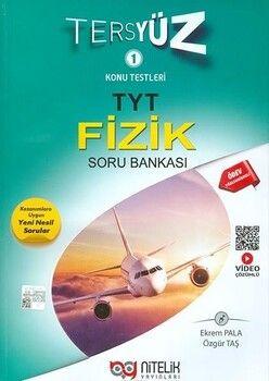 Nitelik Yayınları TYT Fizik Tersyüz Soru Kitabı