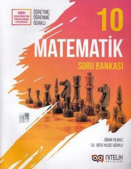 Nitelik Yayınları 10. Sınıf Matematik Soru Bankası