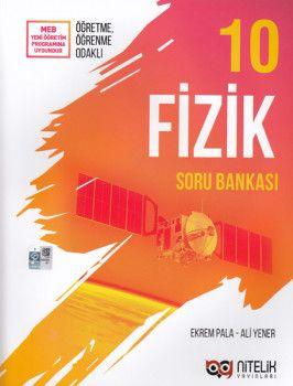 Nitelik Yayınları 10. Sınıf Fizik Soru Bankası