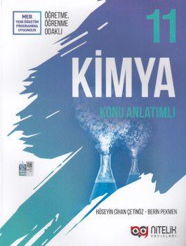 Nitelik Yayınları 11. Sınıf Kimya Konu Anlatımlı