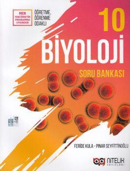 Nitelik Yayınları 10. Sınıf Biyoloji Soru Bankası