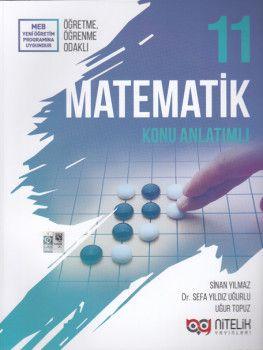 Nitelik Yayınları 11. Sınıf Matematik Konu Anlatımlı