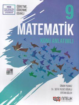Nitelik Yayınları 9. Sınıf Matematik Konu Anlatımlı