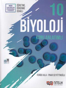 Nitelik Yayınları 10. Sınıf Biyoloji Konu Anlatımlı