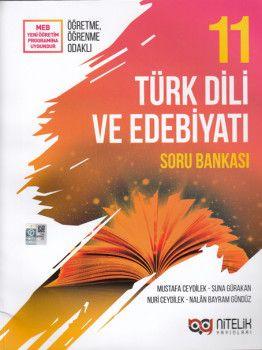 Nitelik Yayınları 11. Sınıf Türk Dili ve Edebiyatı Soru Bankası