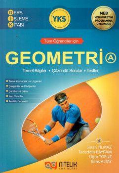 Nitelik Yayınları YKS Geometri A Ders İşleme Kitabı