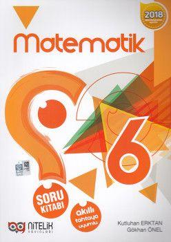 Nitelik Yayınları 6. Sınıf Matematik Soru Kitabı
