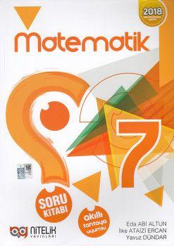 Nitelik Yayınları 7. Sınıf Matematik Soru Kitabı