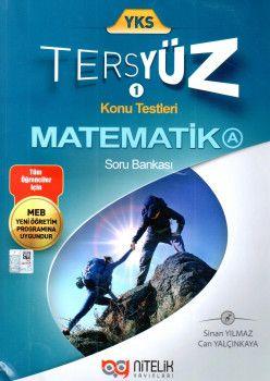 Nitelik Yayınları YKS Tersyüz Matematik A Soru Bankası