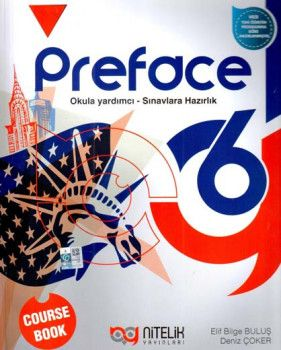 Nitelik Yayınları 6 .Sınıf Preface Course Book