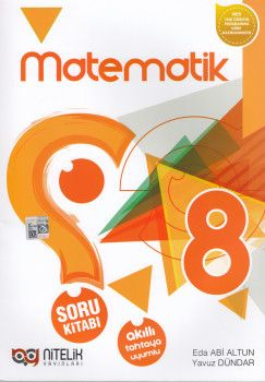 Nitelik Yayınları 8. Matematik Soru Kitabı