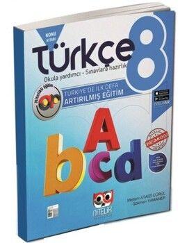 Nitelik Yayınları 8. Sınıf LGS Türkçe Artırılmış Konu Kitabı