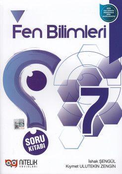 Nitelik Yayınları 7. Sınıf Fen Bilimleri Soru Kitabı