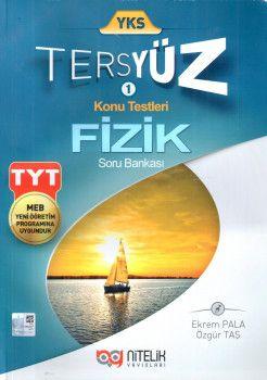 Nitelik Yayınları TYT Tersyüz Fizik Soru Bankası