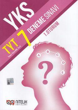 Nitelik Yayınları TYT Deneme Sınavı 7