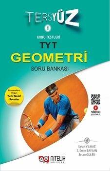 Nitelik Yayınları TYT Geometri Tersyüz Soru Kitabı