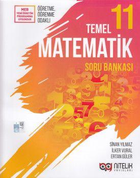 Nitelik Yayınları 11. Sınıf Temel Matematik Soru Bankası