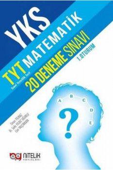 Nitelik Yayınları TYT Matematik Deneme Sınavı