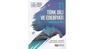 Nitelik Yayınları 11. Sınıf Türk Dili ve Edebiyatı Konu Anlatımlı