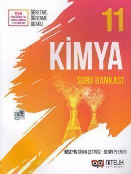 Nitelik Yayınları 11. Sınıf Kimya Soru Bankası