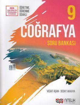 Nitelik Yayınları 9. Sınıf Coğrafya Soru Bankası