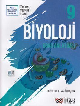 Nitelik Yayınları 9. Sınıf Biyoloji Konu Anlatımlı
