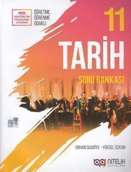 Nitelik Yayınları 11. Sınıf Tarih Soru Bankası