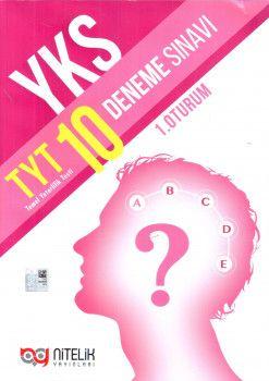 Nitelik Yayınları TYT 10 Deneme Sınavı